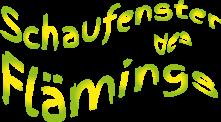 Logo Schaufenster des Flämings