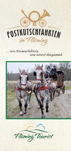 Flyer für Fläming-Tourist