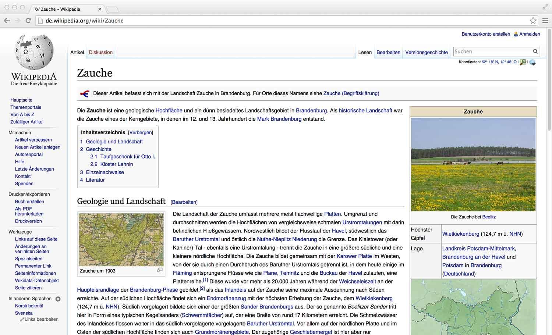 ohne WikiWand