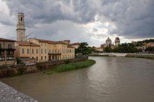 Verona. Ponte Pietra