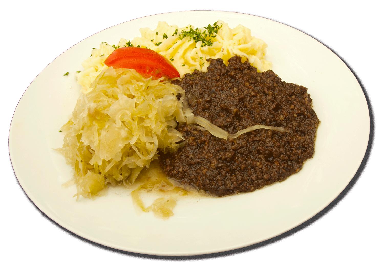 Foodporn? Grützwurst im Spreewald