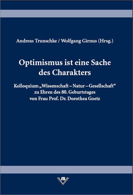 Optimismus ist eine Sache des Charakters