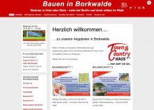 Bauen in Borkwalde
