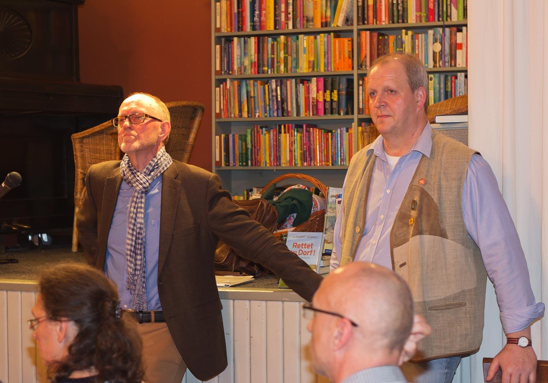 Gerhard Henkel & Bernd Moritz