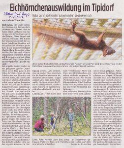 Artikel in der BRAWO