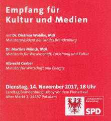 SPD Kultur Medien