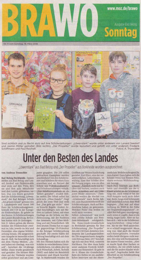 Schülerzeitungen