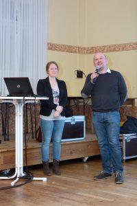 Elbebiber, Steffen Bohl, Caroline Lenk