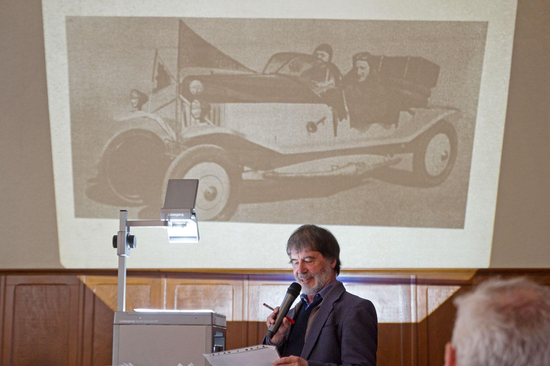 110 Jahre Borkheide, Michael Grade
