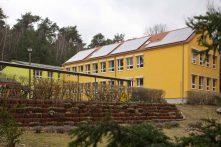 Photovoltaik Grundschule Dippmannsdorf