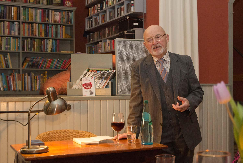 Siegfried Schwarz, Fläming-Bibliothek, Rädigke